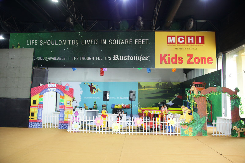 Exhibition Stall Zone : Mchi