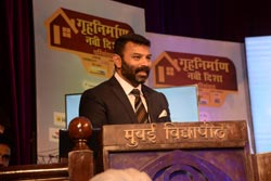 Housing - New Vision Summit hosted by CREDAI - MCHI & ZEE24Taas