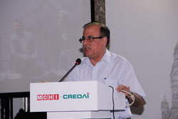 Ease of Doing Business Workshop - Jointly organized by MCHI - CREDAI and PEATA